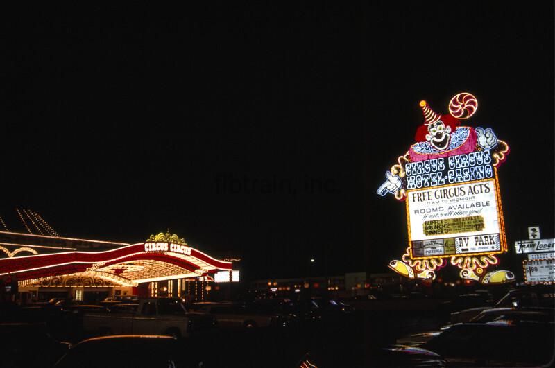 USA1984100021 - USA, Las Vegas, Nevada, 10-1984
