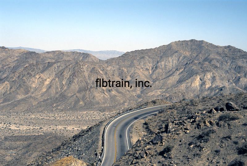 USA1991100006 - USA, Palm Springs, California, 10-1991