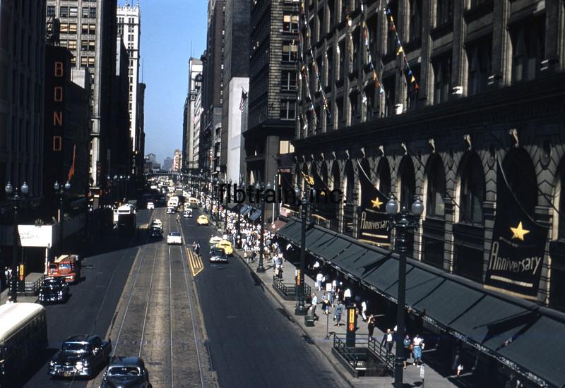 USA1955090113 - USA, Chicago, Illinois, 9-1955