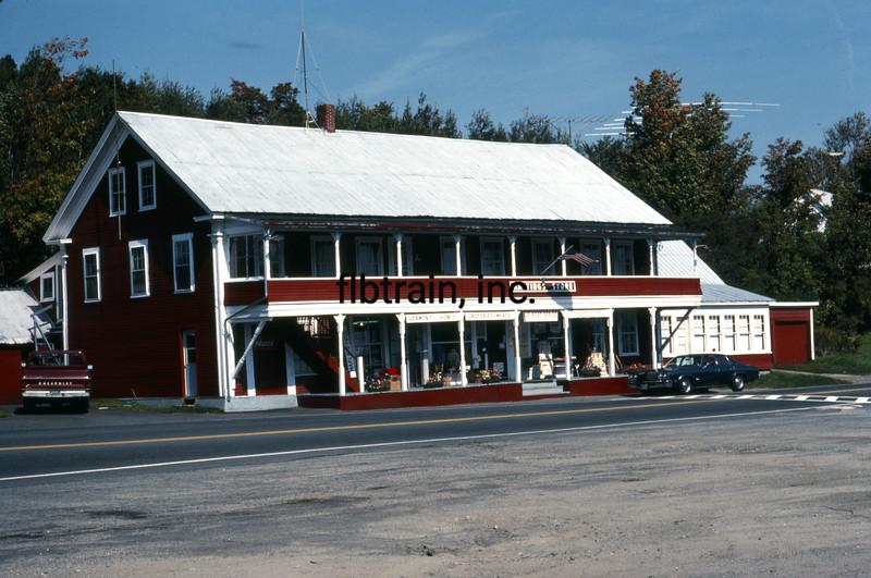 USA1982090191 - USA, West Danville, Vermont, 9-1982