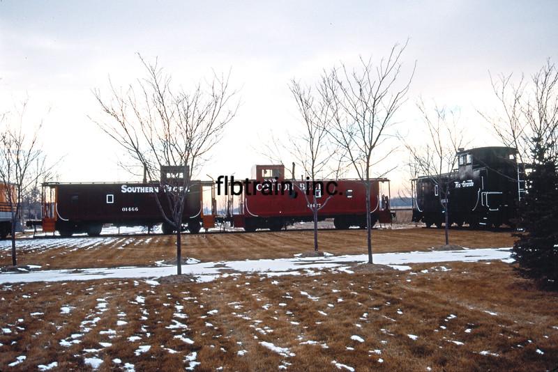 USA1991010108 - USA, Fort Morgan, Colorado, 1-1991