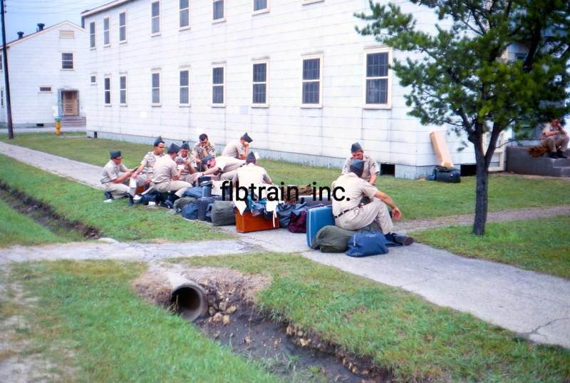 USA1968070016 - USA, Camp McCoy, Wisconsin, 7-1968
