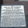 USA, Chattanooga, TN, 7-1978.  Chickamauga & Chattanooga National Park, Chickamauga Battlefield.