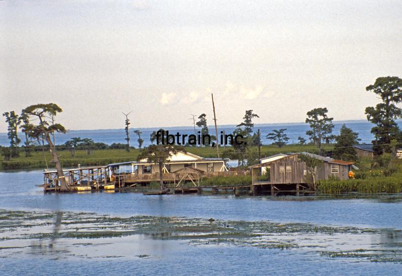USA1990060032 - USA, Louisiana, Bayou Manchac, 6-1990
