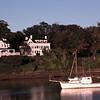 USA1989100502 - USA, Maine, York Harbor, 10-1989