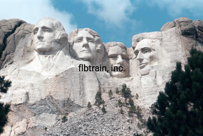 USA1974090029 - USA, Mount Rushmore NP, South Dakota, 9-1974