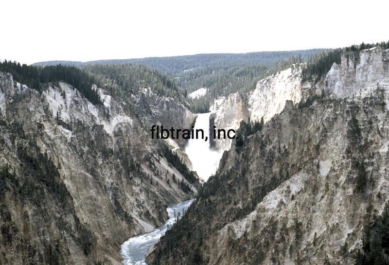 USA1970070032 - USA, Yellowstone NP, Wyoming, 7-1970