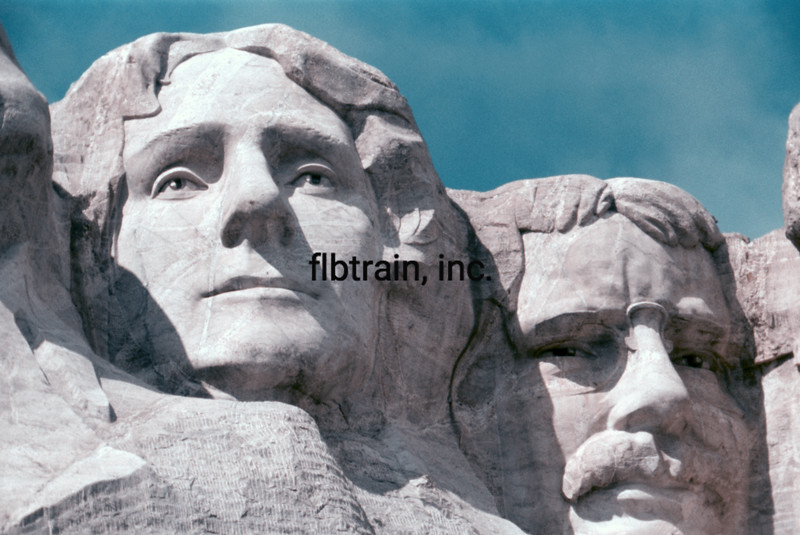 USA1974090031 - USA, South Dakota, Mount Rushmore, 9-1974
