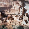 Some of the Cliff Dwellings of Mesa Verde, National Park, CO.  8/1972.