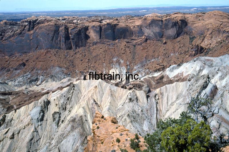 USA1992080509 - USA, Canyonlands NP, Utah, 8-1992