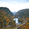 CAN1971100007 - Canada, Agawa Canyon, 10-1971