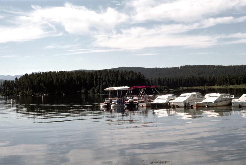 USA1976070150 - USA, Shadow Mountain Lake, Colorado, 7-1976