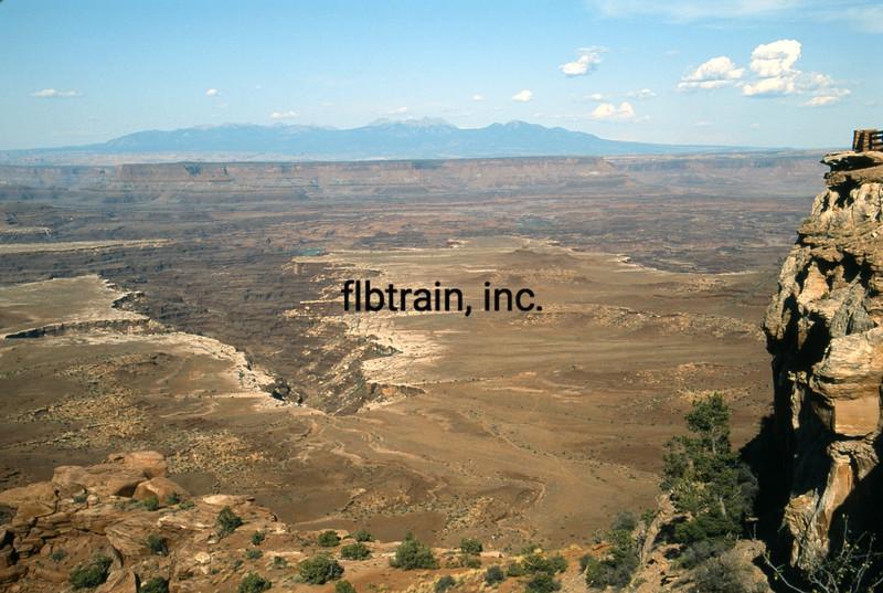 USA1992080957 - USA, Canyonlands NP, Utah, 8-1992