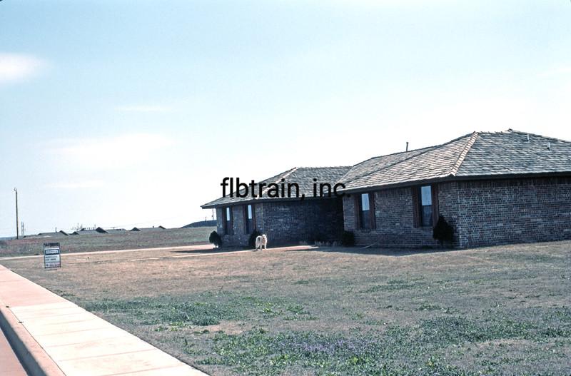 USA1985030007 - USA, Elk City, Oklahoma, 3-1985