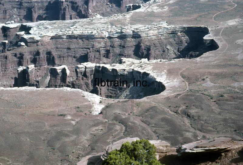USA1992080565 - USA, Canyonlands NP, Utah, 8-1992