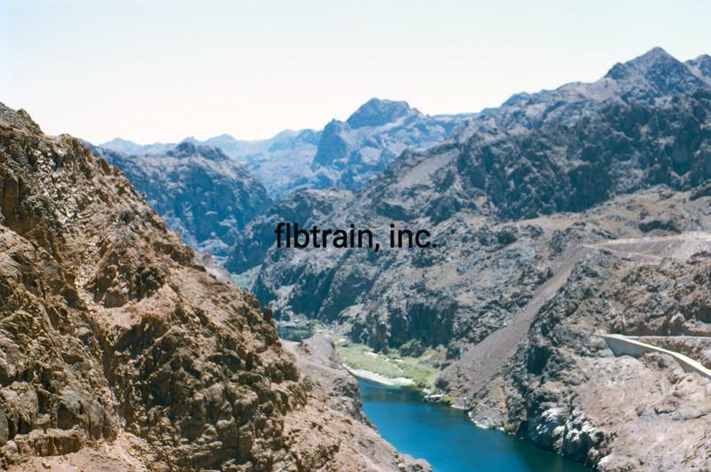 USA1973070011 - USA, Hoover Dam, Nevada, 7-1973