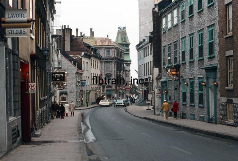CAN1971100073 - Canada, Quebec City, 10-1971