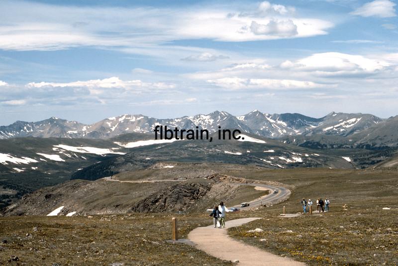 USA1976070067 - USA, Rocky Mountain NP, Colorado, 7-1976