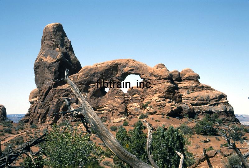USA1992080905 - USA, Arches NP, Utah, 8-1992
