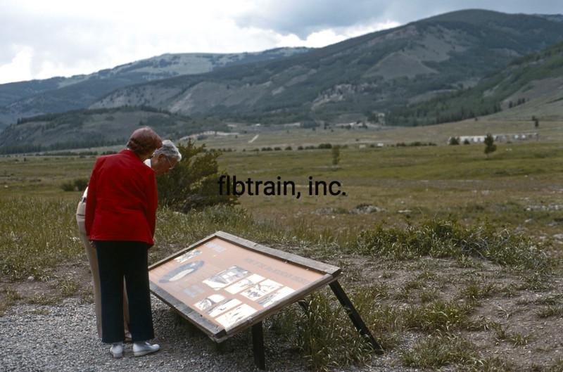 USA1981060028 - USA, Camp Hale, Colorado, 6-1981