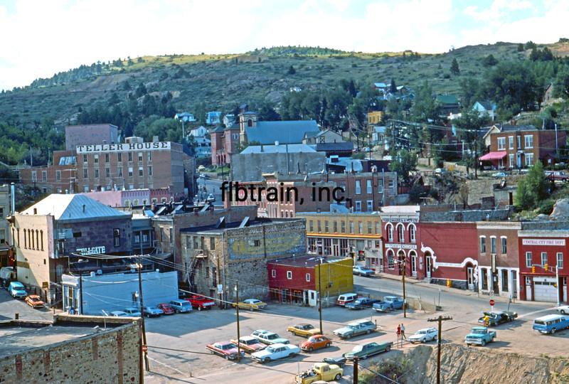 USA1976080302 - USA, Central City, Colorado, 8-1976