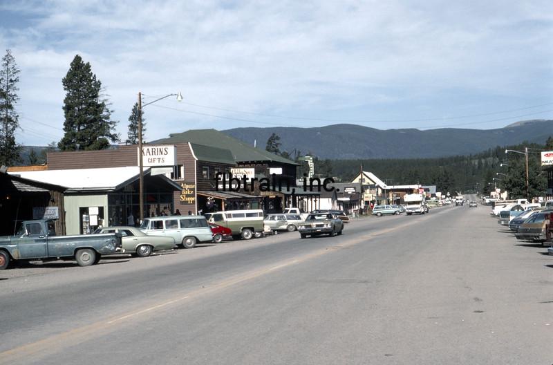 USA1976070145 - USA, Grand Lake, Colorado, 7-1976