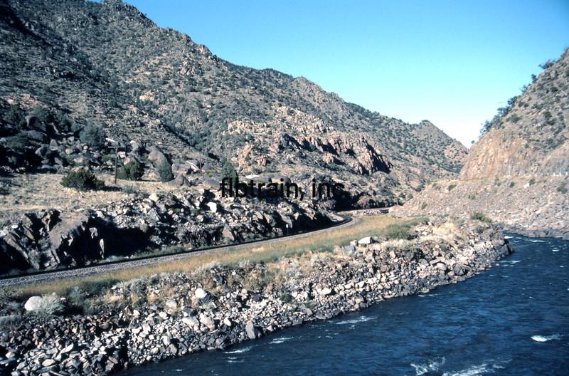 USA1984090176 - USA, Canon City, Colorado, 9-1984