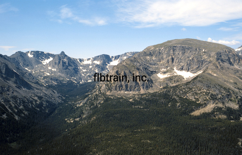 USA1976070091 - USA, Rocky Mountain NP, Colorado, 7-1976
