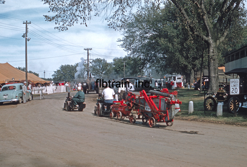 USA1960090114 - USA, Mount Pleasant, Iowa, 9-1960
