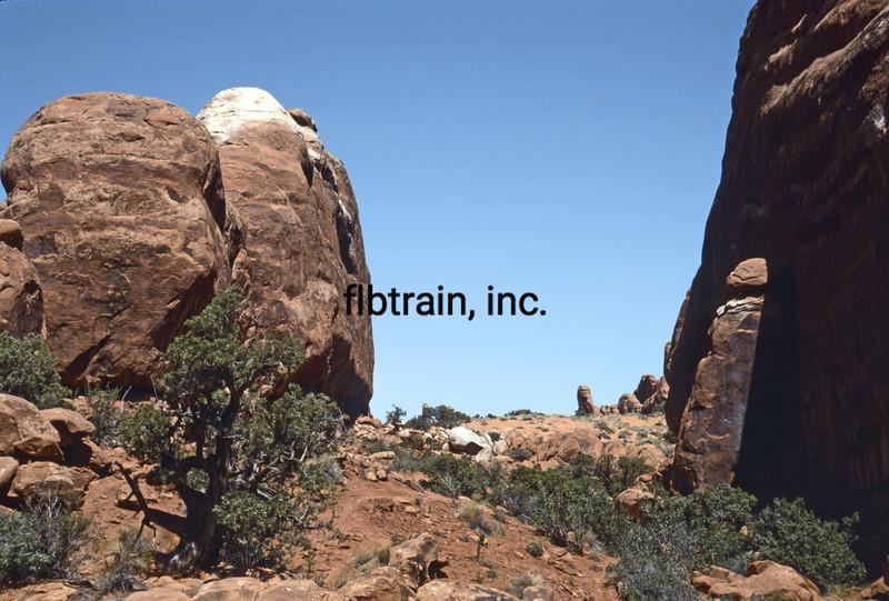 USA1992080920 - USA, Arches NP, Utah, 8-1992