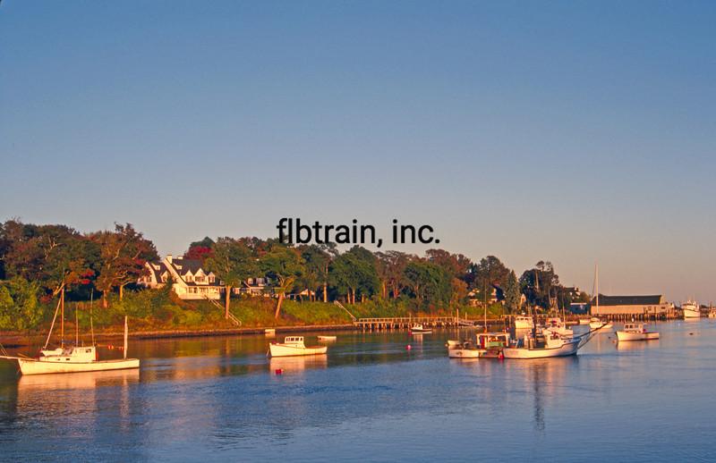 USA1989100501 - USA, York Harbor, Maine, 10-1989