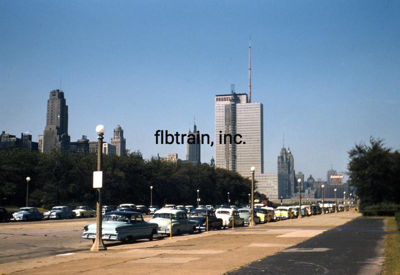 USA1955090121 - USA, Chicago, Illinois, 9-1955