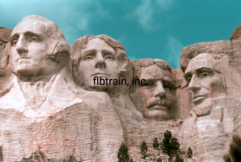 USA1974090033 - USA, Mount Rushmore NP, South Dakota, 9-1974
