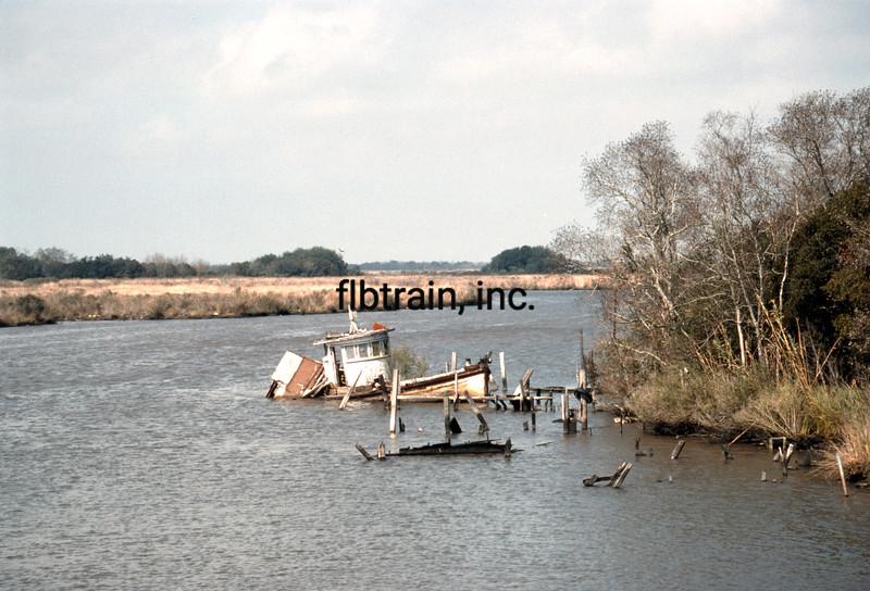 USA1989020054 - USA, Week's Island, Louisiana, 2-1989
