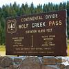 USA1972080003 - USA, Wolf Creek Pass, Colorado, 8-1972
