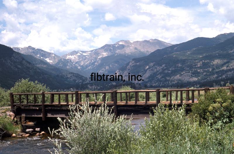 USA1976070108 - USA, Rocky Mountain NP, Colorado, 7-1976