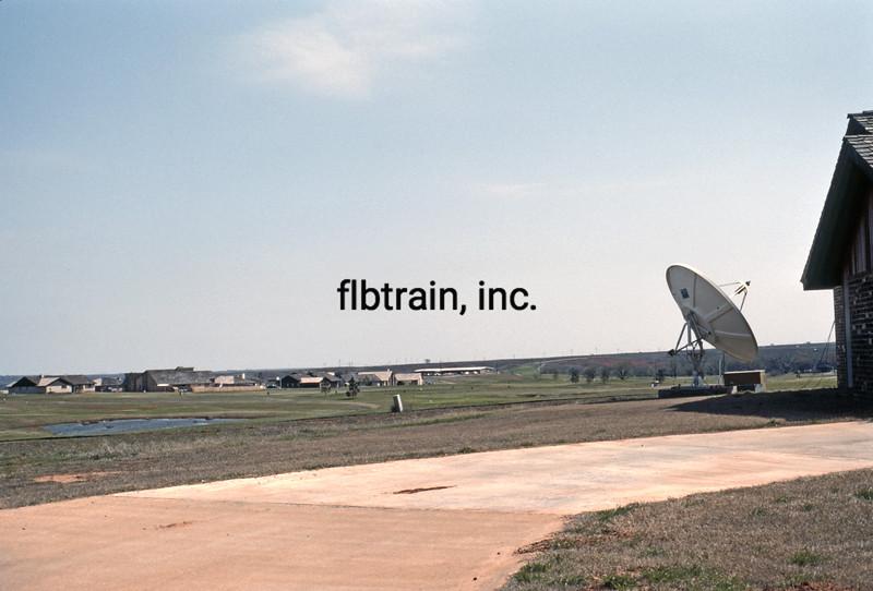 USA1985030009 - USA, Elk City, Oklahoma, 3-1985