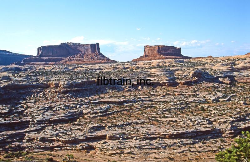 USA1992080512 - USA, Canyonlands NP, Utah, 8-1992