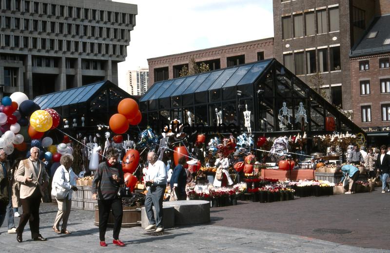 USA1989100455 - USA, Boston, Massachesetts, 10-1989