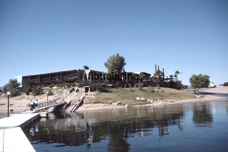 USA1984100010 - USA, Lake Mead NRA, Nevada, 10-1984
