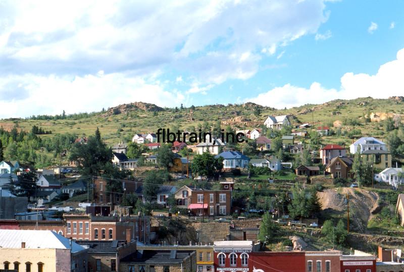 USA1976080300 - USA, Central City, Colorado, 8-1976