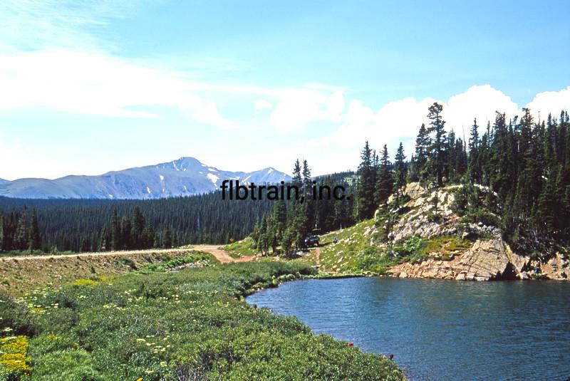 USA1992081002 - USA, Rollins Pass, Colorado, 8-1992