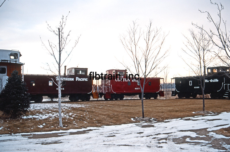 USA1991010109 - USA, Fort Morgan, Colorado, 1-1991