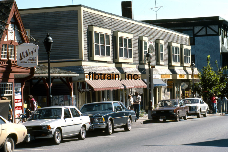 USA1982090153 - USA, Bar Harbor, Maine, 9-1982