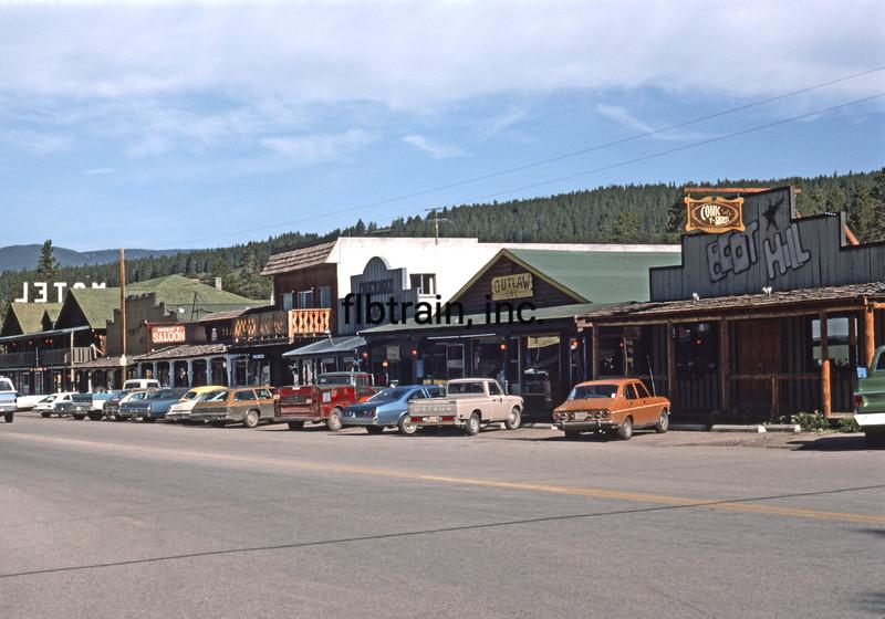 USA1976070144 - USA, Grand Lake, Colorado, 7-1976
