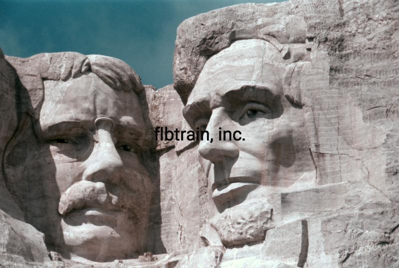 USA1974090032 - USA, Mount Rushmore, South Dakota, 9-1974