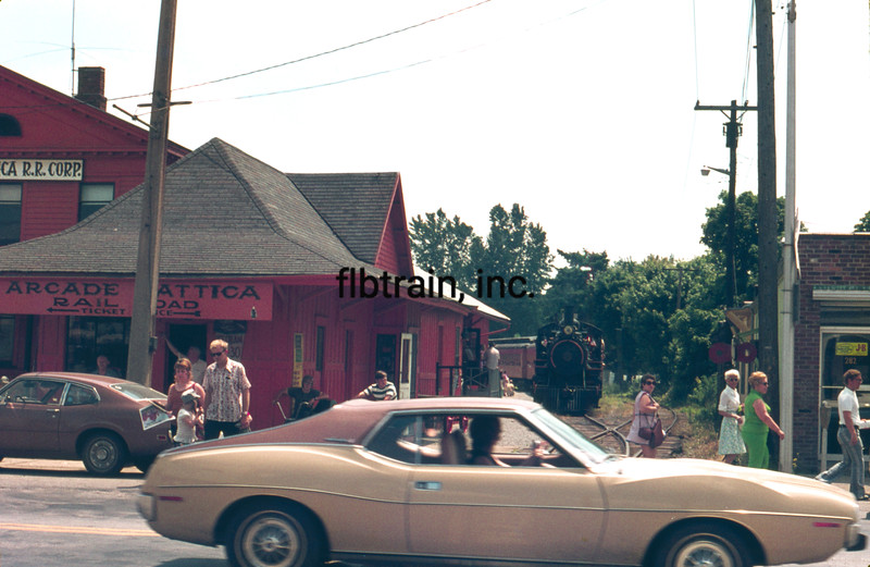 USA1973070109 - USA, Arcade, New York, 7-1973
