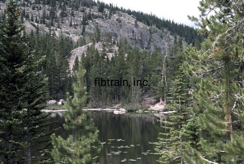 USA1976070119 - USA, Rocky Mountain NP, Colorado, 7-1976