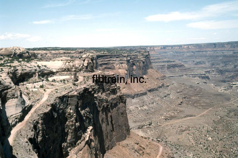 USA1992080952 - USA, Canyonlands NP, Utah, 8-1992