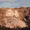 USA1074090020 - USA, Mount Rushmore NP, South Dakota, 9-1974
